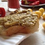 Баклажанная паста для бутербродов