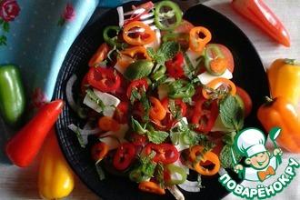 Рецепт: Салат осенний