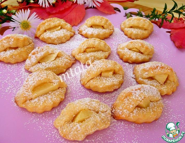 Рецепт: Печенье Губки
