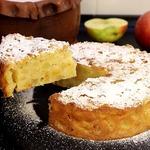Яблочный пирог Шарлотт