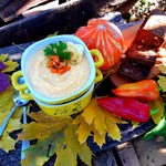 Сырный крем-суп с цветной капустой