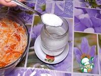 Маринованная капуста ингредиенты