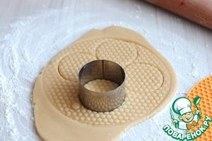 Домашнее печенье Пчёлка Ванильный сахар