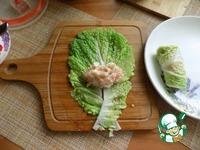 Голубцы из пекинской капусты ингредиенты