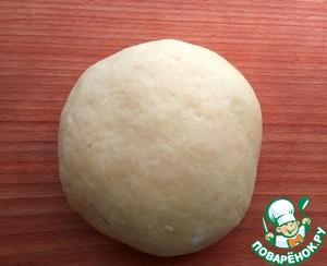 Песочный пирог с яблочной начинкой ингредиенты