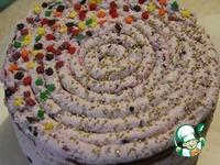 Ягодно-творожный торт ингредиенты