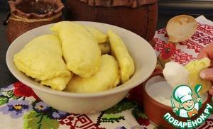 Вареники на пару с творогом — рецепт с фото пошагово