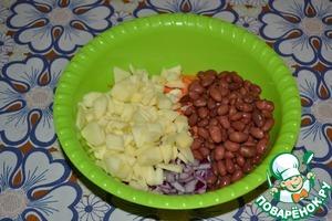 Салат Француженка ингредиенты