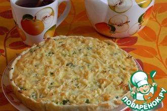 Рецепт: Пирог Быстро, просто, вкусно