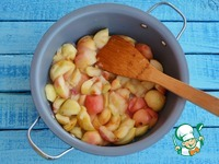 Натуральное яблочное пюре ингредиенты