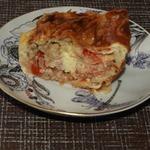 """Запеканка из лаваша с мясом """"Милена"""" – кулинарный рецепт"""