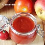 Кетчуп из томатов и нектаринов