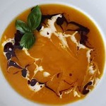 Тыквенный суп из Хоккайдо