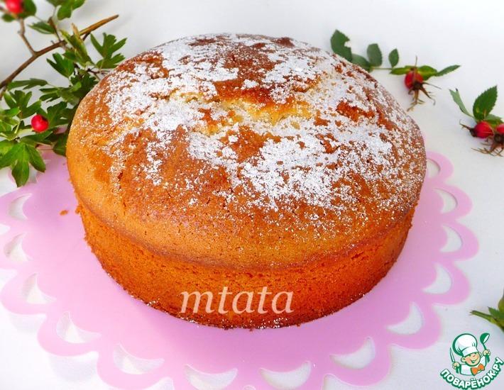 Рецепт: Итальянский пирог