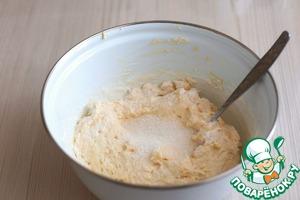 Бездрожжевой яблочный пирог Мука пшеничная