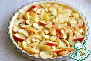 Бездрожжевой яблочный пирог Разрыхлитель теста