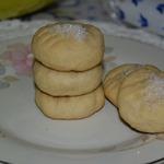 Творожное печенье Ванильное яблочко