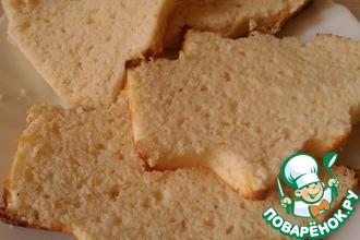 Рецепт: Кокосовый хлеб