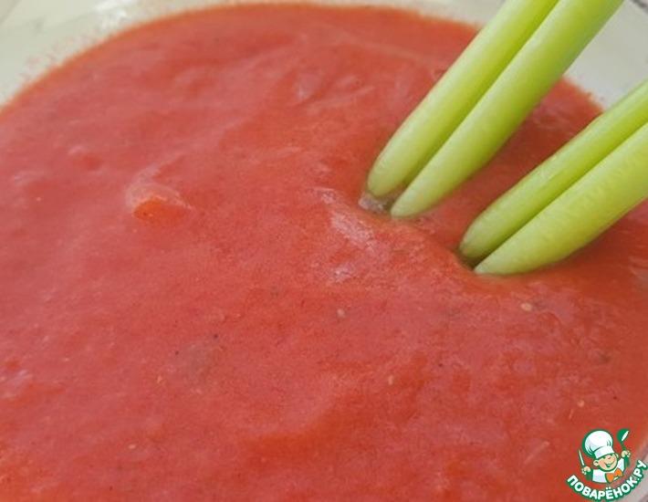 Простой томатный соус