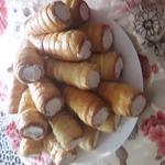 Закусочные трубочки