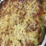 Кабачковая запеканка а-ля пицца – кулинарный рецепт