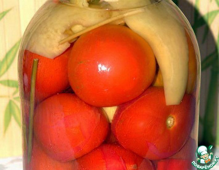 Маринованные помидоры моей свекрови