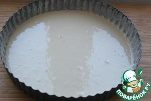 Пирог с капустой Нежный Начинка