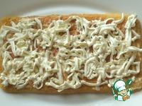 Картофельный пирог Три сыра ингредиенты