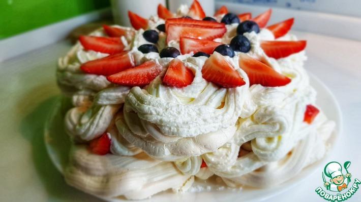 Меренговый десерт
