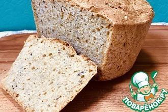 Рецепт: Хлеб фантазийный