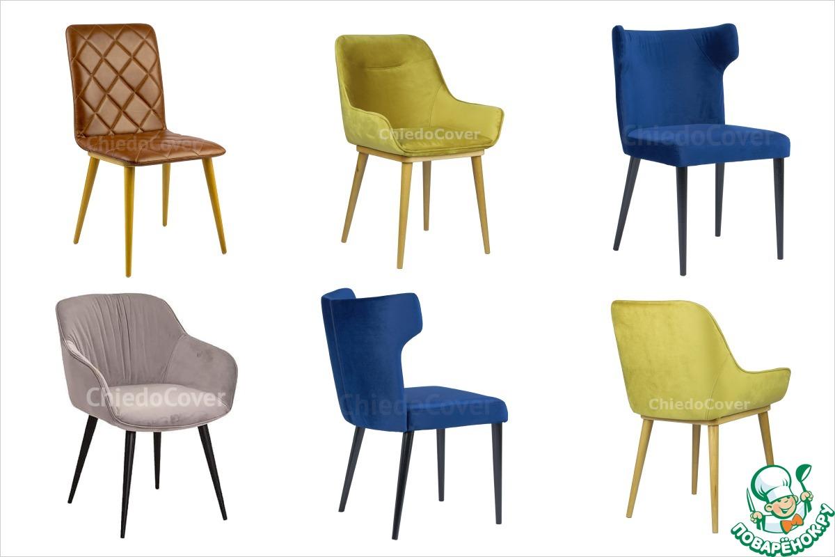 Мягкие стулья от ChiedoCover для HoReCa: комфорт и удобство для посетителей