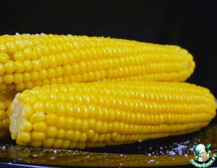 Рецепт: Молочная кукуруза