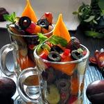 Салат-коктейль Сезонный
