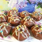 Шоколадные кексы Идеальные