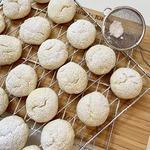 Печенье со сливочным сыром
