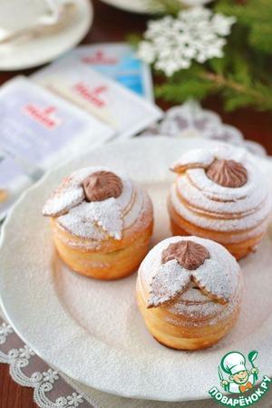 Десерт Райские яблочки Сахар