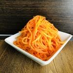 Морковь по-корейски Домашняя