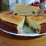 Манник со сметанкой – кулинарный рецепт