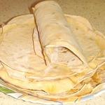 Кукурузная тортилья