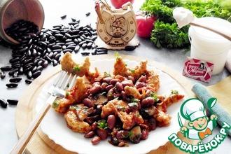 Рецепт: Ленивые вареники с овощами