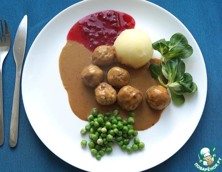 Рецепт: Шведские тефтели