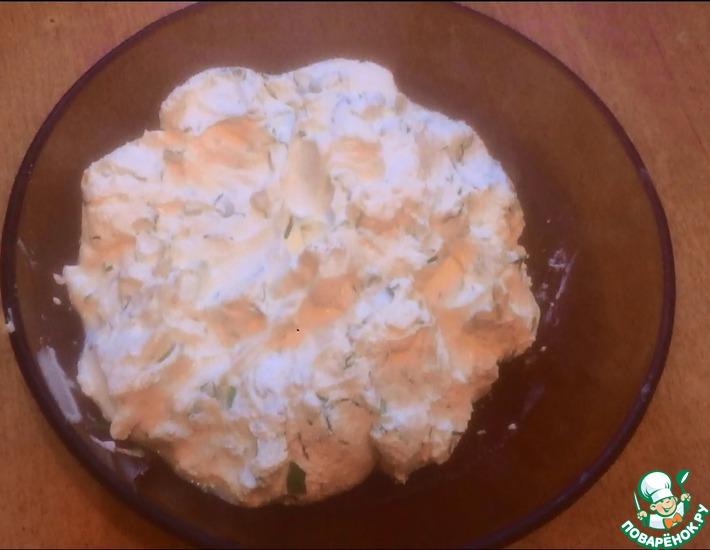 Рецепт: Сыр творожный Филадельфия