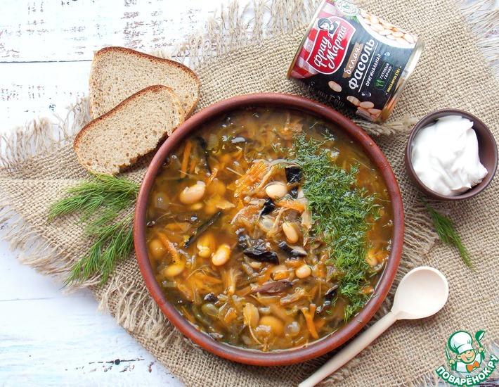 Рецепт: Суп а-ля квашница
