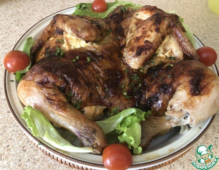 Рецепт: Курица «С секретом»
