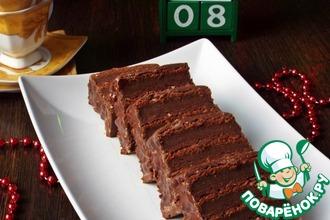 Рецепт: Пирожное Шоколадница