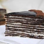 Шоколадный торт Спартак