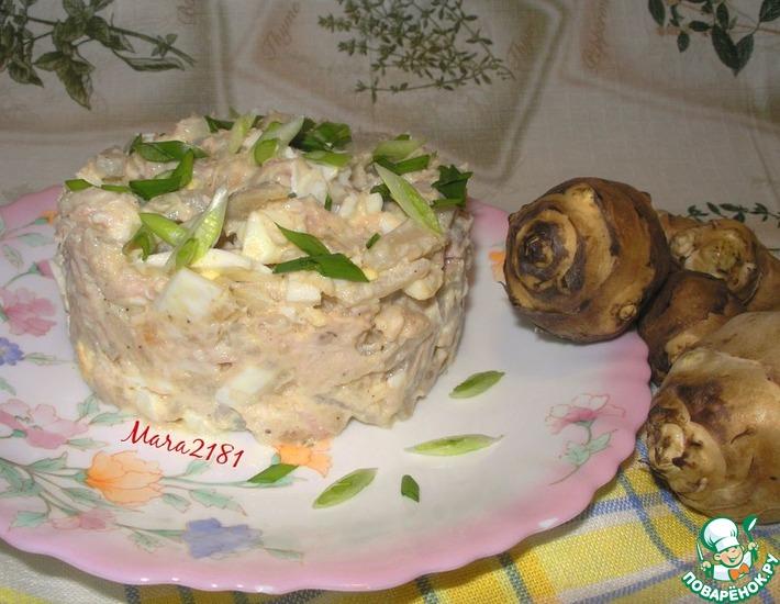Рецепт: Салат Простодушный