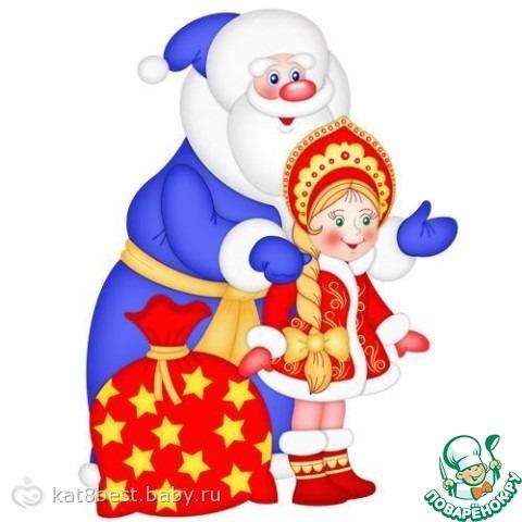 Подарки по акции Мой таинственный Дед Мороз 2020