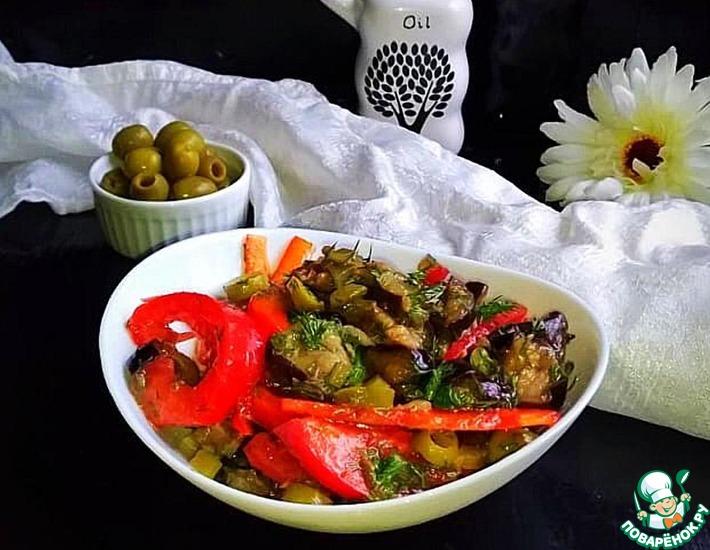 Рецепт: Салат «Пачита»