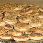 Белково-ореховое печенье на смальце